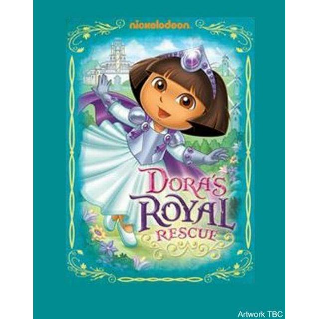 Dora The Explorer: Royal Rescue [DVD]